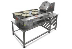 Be Sco Flour Tortilla Flatbread Presses Tamale Machines
