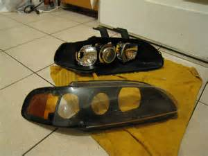 95 Honda Civic Headlights Diy Oem Hid Projector Retro Fit In 92 95 Civic Tyc