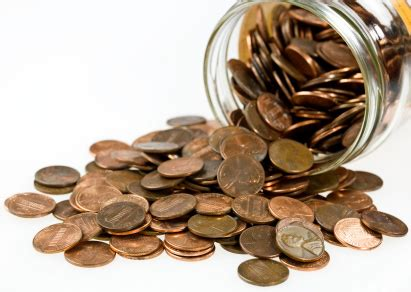 tiny hands book > pennies from heaven