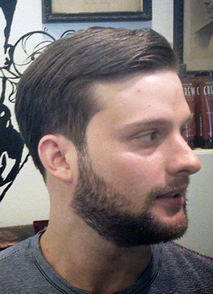 scissor cut hairstyles short cut scissor over comb barbershops pinterest