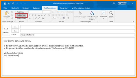 Outlook Vorlagen Muster 10 Abwesenheitsnotiz Vorlage Analysis Templated Analysis Templated