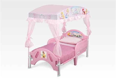 Princess Toddler Bed With Canopy Toddler Bed Canopy Crowdbuild For