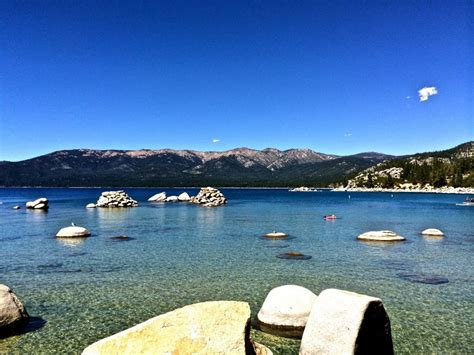 tahoe boat rental sand harbor the most beautiful beach of lake tahoe sand harbor about