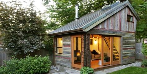 backyard cabins recycled tiny backyard cabin cabin obsession