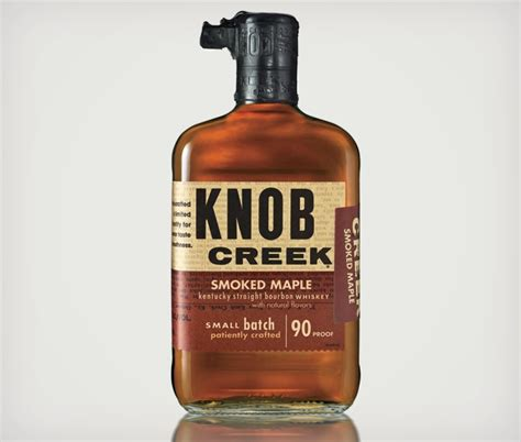 The Knob Creek by Knob Creek Smoked Maple Cool Material