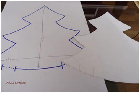 patron arbol navidad patchwork telas por metro galerias madrid tutorial para hacer un