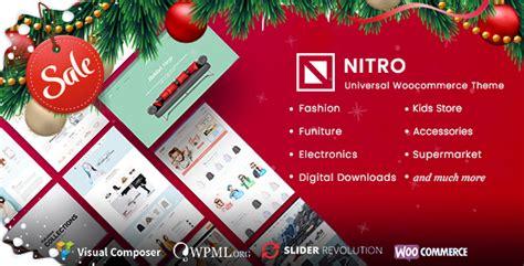 themeforest nitro nitro v1 2 4 universal woocommerce theme from ecommerce
