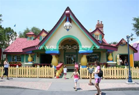 toontown house guide to disney world mickey s country house in mickey s toontown fair at magic kingdom