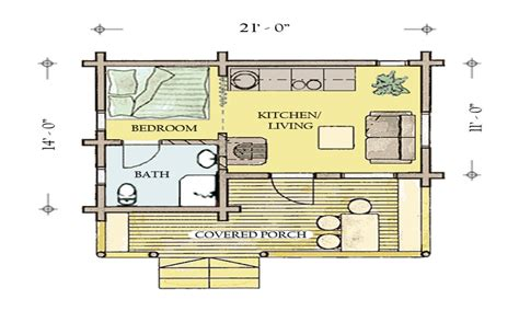 cabin floor plans modern house plan modern