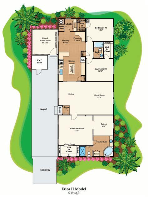 lindsay floor plans nobility homes florida erica ii floor plans nobility homes florida