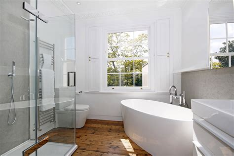 new bathroom london victorian house in london at the edge of old and new