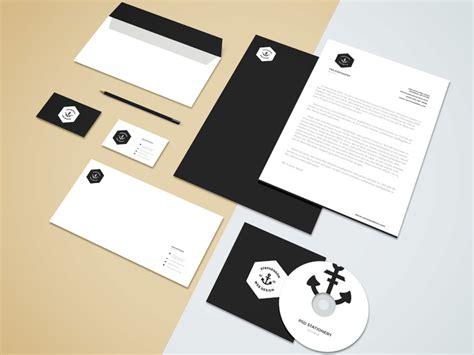 Corporate Design Vorlagen Psd 14 mockups gratis de papeler 237 a para imagen corporativa