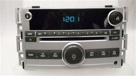 gm dvd player disc format error ford