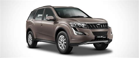 mahindra xuv500 now available with new colour interior connected infotainment