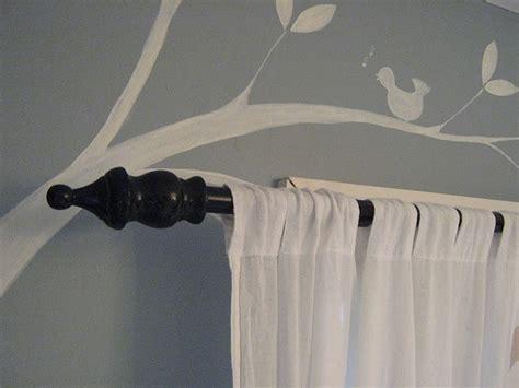 gardinenhaken fur die wand gardinen n 228 hen einige sch 246 ne ideen und viel spa 223 mit gardinen