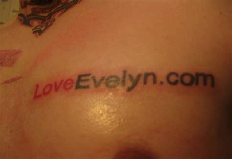 disgusting tattoos disgusting advertisement tattoos