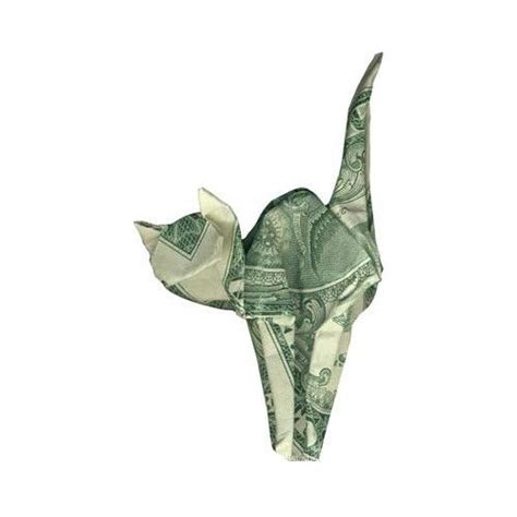 origami made out of money 64 best made out of money images on money