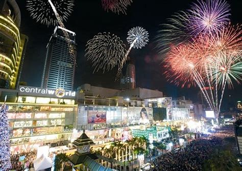 new year activities in bangkok thailand s new year countdown celebrations thailand