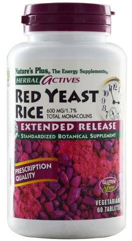 Natures Plus Yeast Rice Gugulipid yeast products learn compare products at priceplow