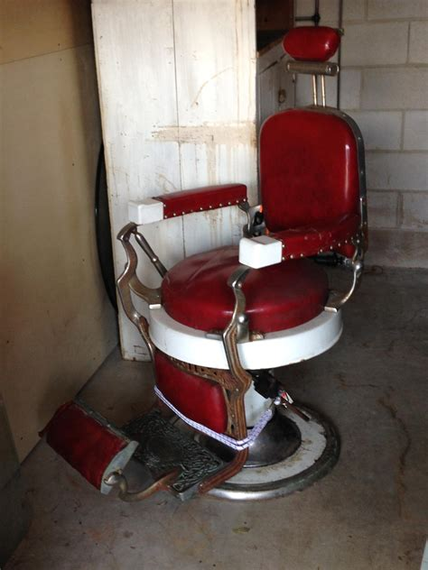 chair barber shop hours koken barber chair