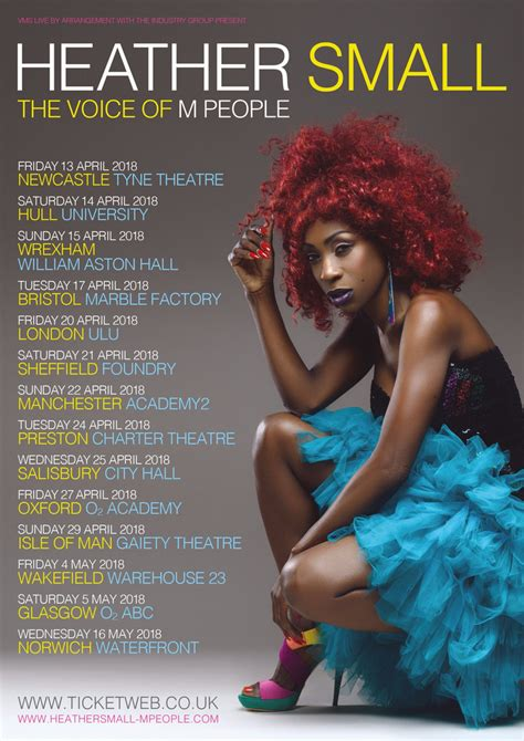 crunchyroll m a o to voice one of three heroines in tv heather small the voice of m people tour dates 2018