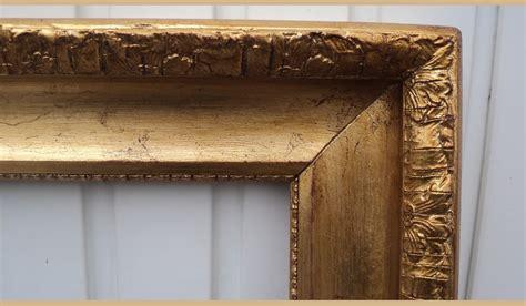 cornice foglia oro cornice a foglia oro esterno 86x120