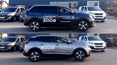 peugeot 4wd peugeot 5008 vs 3008 advanced grip control no 4wd test