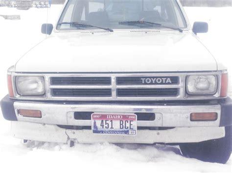 1988 Toyota Value 1988toyota 4x4 Sr5