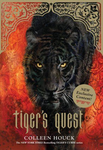 tiger s quest book 2 in the tiger s curse series
