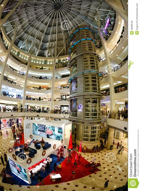 new year sales kuala lumpur new year s sale in a big mall editorial photo