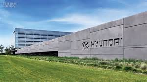 Hyundai Corporate Headquarters Hyundai Motor America Corporate Office Headquarters
