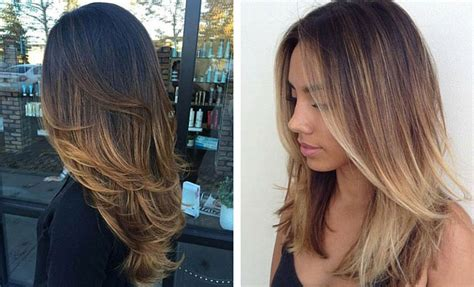 hottest balayage hair color ideas   page