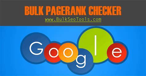 Bulk Ip Lookup Pagerank Checker Find Pagerank Backlinks Of 500 Urls Bulk Seo Tools