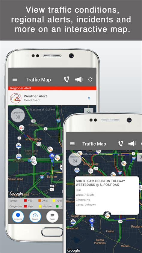 transtar map houston transtar map my