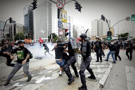 adicional de insalubridade da policia de sp 2016 nota contra a viol 234 ncia policial nos atos contra a tarifa