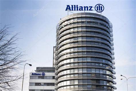 allianz sede logotipo de financeiros e de seguros do grupo allianz no