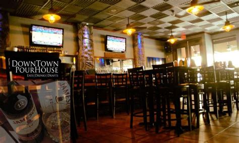 pour house menu downtown pour house today s orlando