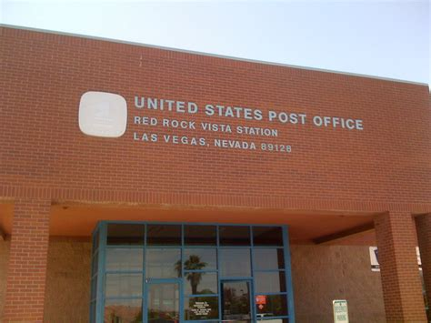 las vegas nevada rock station post office post