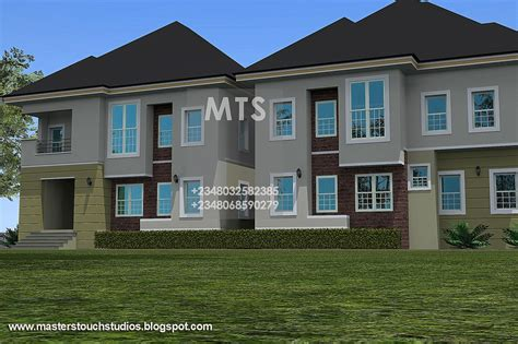 4 bedroom duplex 4 bedroom twin duplex residential homes and public designs