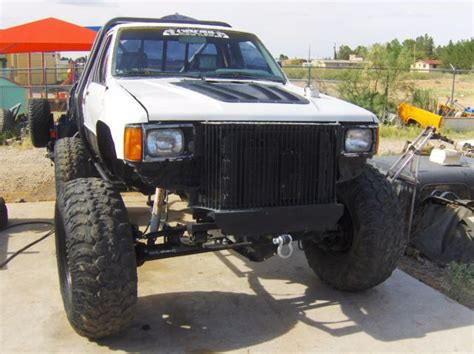 jeep buggy for sale 1985 toyota 4x4 rock crawler buggy off road pickup truck