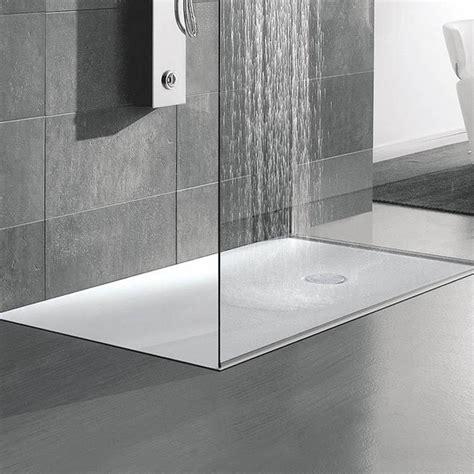 duschtasse corian corian smart shower tray