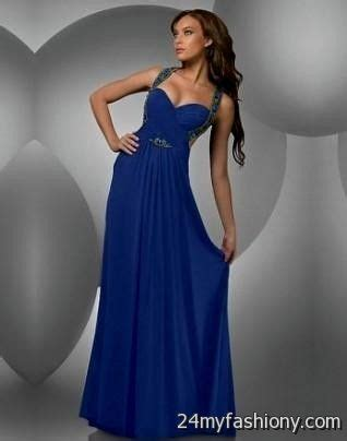 navy blue prom dress with straps 2016 2017 | b2b fashion
