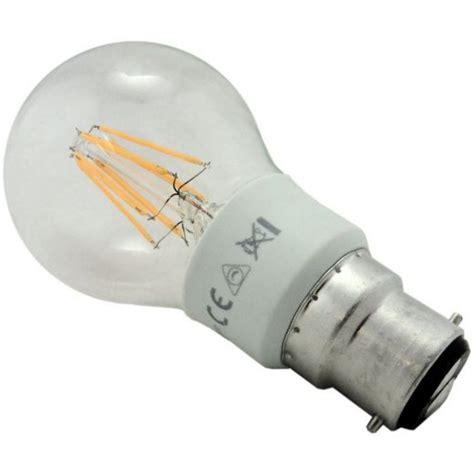 Lled Chiyoda 7 Watt Classic integral 7 watt bc b22mm dimmable classic globe gls led bulb