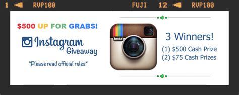 Free Instagram Account Giveaway - instagram giveaway