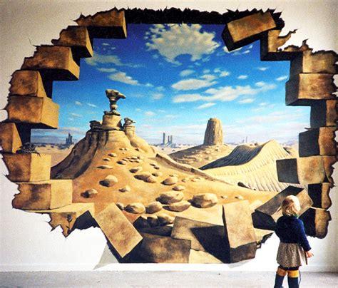 disegni su muri interni disegni 3d su pareti per stanze e interni spettacolari