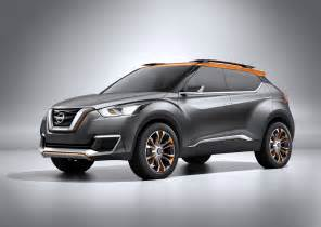 Nissan Con Nissan Confirms New Kicks Crossover Will Be Sold Globally