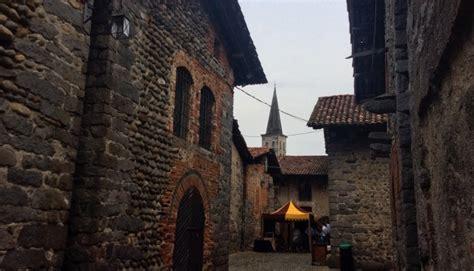 pro loco candelo ricetto di candelo e sapor di medioevo piemonte medioevale