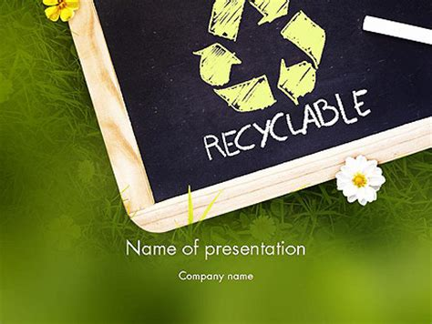 Waste Management Powerpoint Template by Waste Management Powerpoint Template Backgrounds 11419