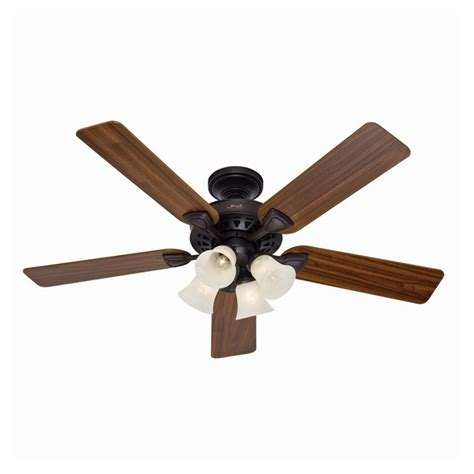 westminster ceiling fan shop 52 quot westminster new bronze ceiling fan at