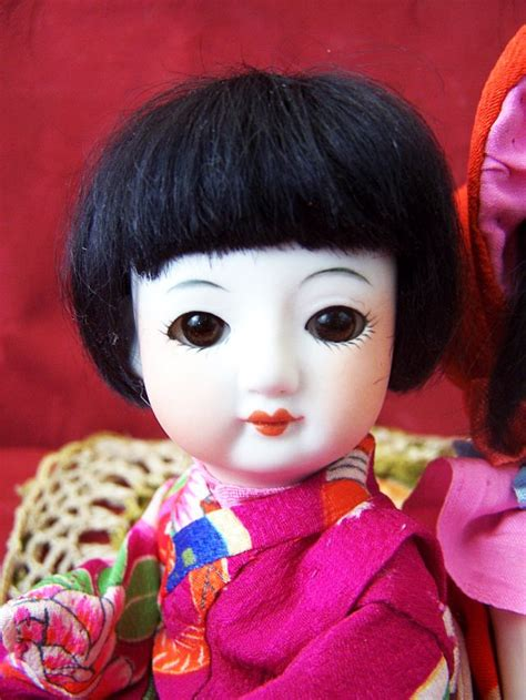 japanese bisque doll marks m 383 komomo lil bisque doll mold from mystic